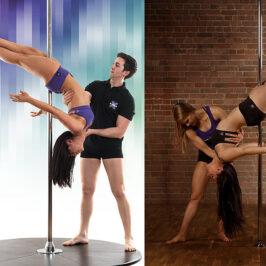 Xpert Pole Fitness program med Sarah Scott
