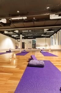 Yoga og streching